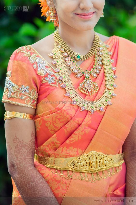 South Indian Wedding Jewellery Sets, South Indian Wedding Jewellery Collections.
