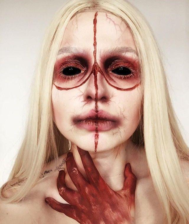 75 best FX Makeup images on Pinterest | Fx makeup, Halloween ...