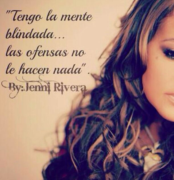 jenni rivera quotes or sayings in spanish - photo #9