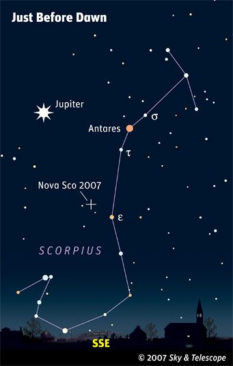 scorpius constellation - Google Search