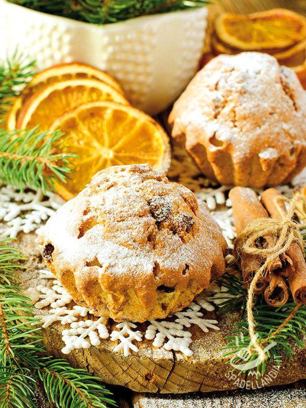 Cakes candied orange (Vegan) - Gustosissimi questi Dolcetti all'arancia candita, che piaceranno ai vegani ma anche ai non vegani. Facili facili, veloci veloci, e perfetti con un buon tè. #vegan #veganrecipe #ricettevegan #dolcivegan
