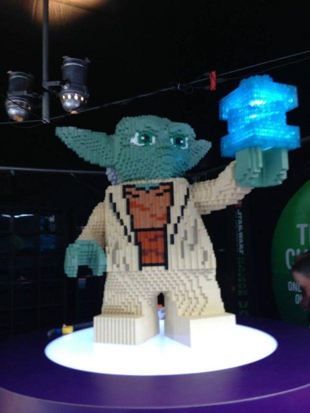 Yoda in Yoda Chronicles