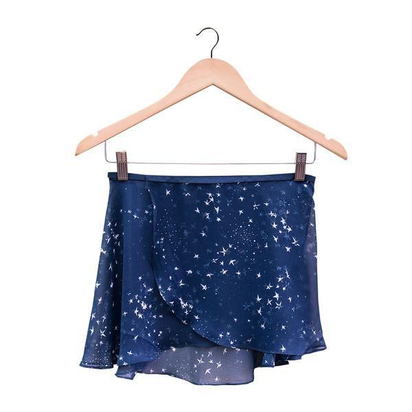 Cloud & Victory dancewear Fall/Winter '16/ The Constellation Skirt/ www.cloudandvictory.com