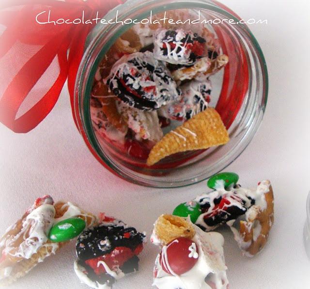 White Trash Christmas Party Ideas Part - 28: White Trash - Christmas Candy