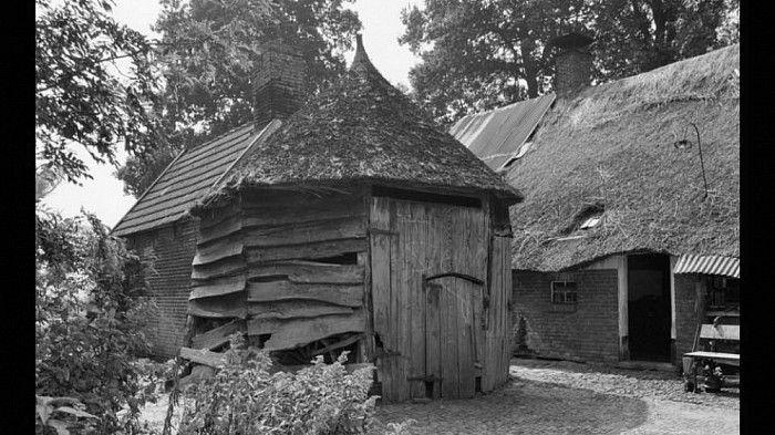Oud huisje Nieuwleusen: Wie kan hier meer van vertellen   DalfsenNet   vermoedelijk een karnhuisje