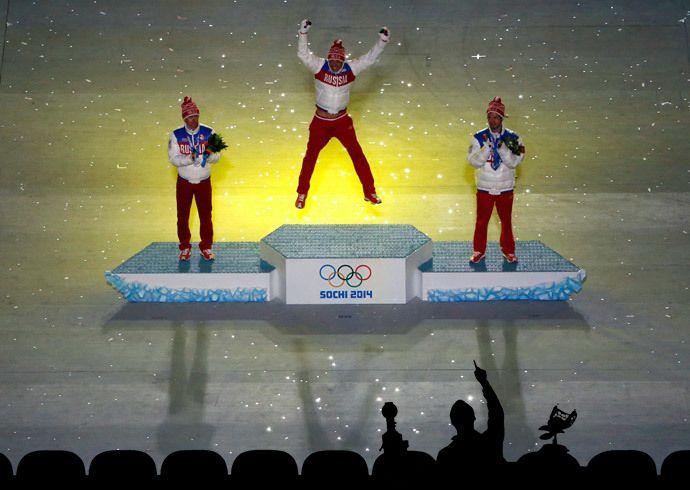 Olympic Podium