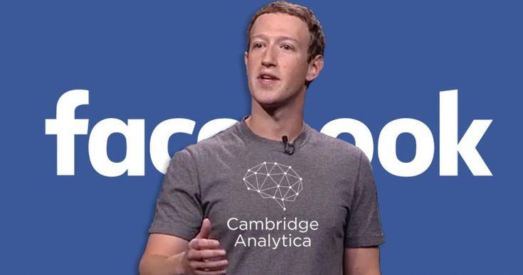 Ζάκερμπεργκ: Κάναμε λάθη με την υπόθεση Cambridge Analytica