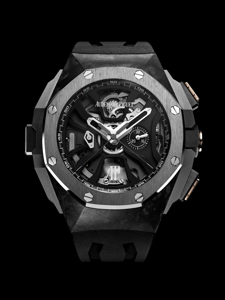 The Royal Oak Concept Laptimer took five years to develop and is made specifically for motorsports, hence its alternating consecutive lap timing and a flyback function.  Royal Oak Concept Laptimer ($229,500) by Audemars Piguet, audemarspiguet.com      - Esquire.com