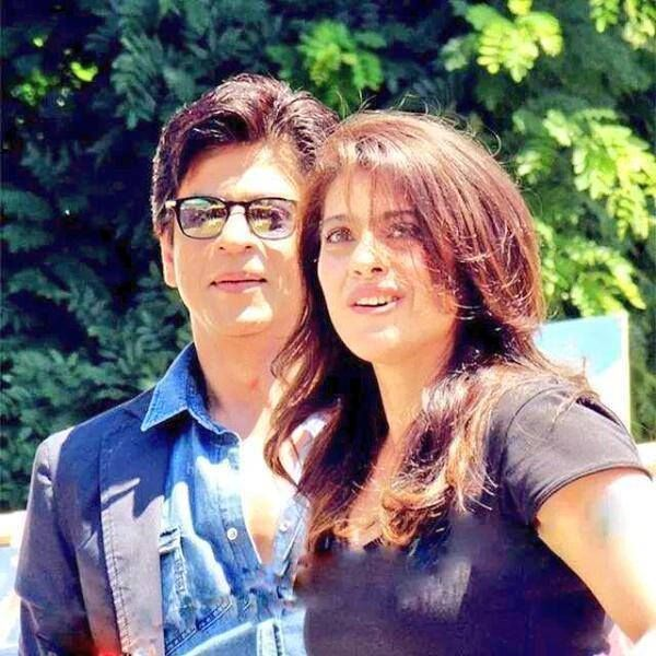 According to reports: #Dilwale's official first look may release on September 15th