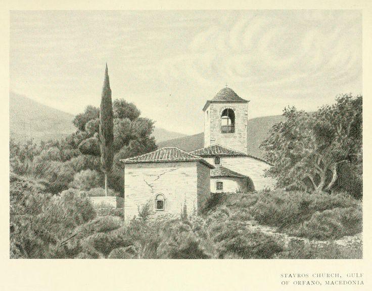 https://flic.kr/p/BAM1Dm | [Ottoman Empire] Stavros Church, Macedonia, 1900s (Stavros Kilisesi)