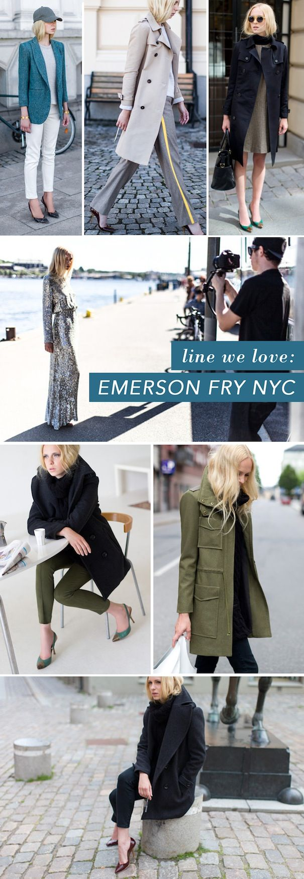 Line We Love: Emerson Fry