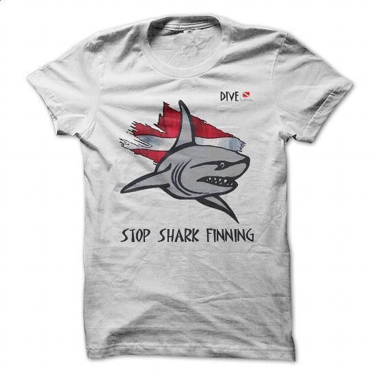 Stop Shark Finning - #clothes #funny tee shirts. SIMILAR ITEMS =>…