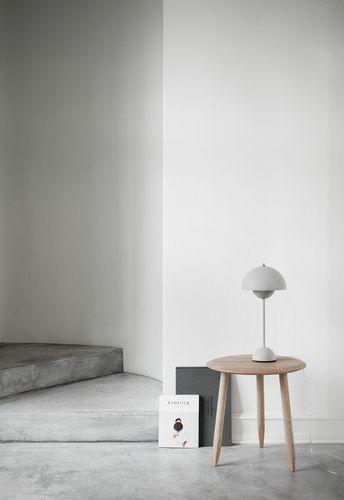 Verner Panton Flowerpot Grey