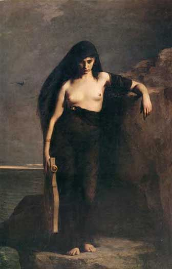 Circe, goddess, daughter of the Sun whe transformed her enemies into swine. #menintoswine #circe