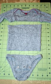The Sportsman's Wife: DIY Baby Turban