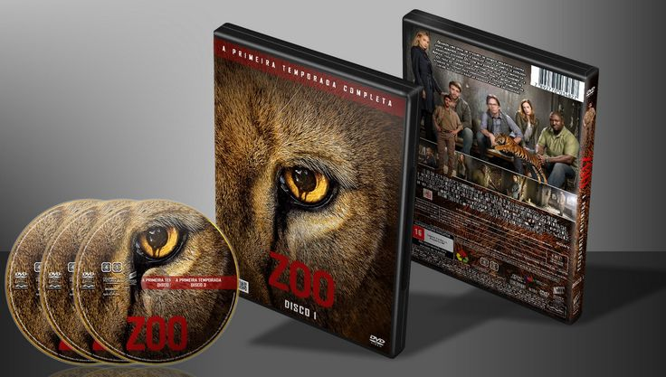 Zoo T01 Completa - ➨ Vitrine - Galeria De Capas - MundoNet   Capas & Labels Customizados