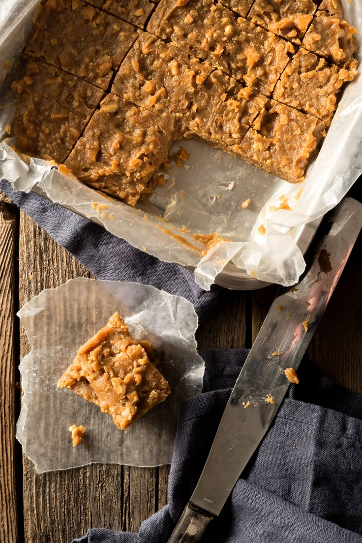 I Quit Sugar - Chewy Pumpkin Protein Bars
