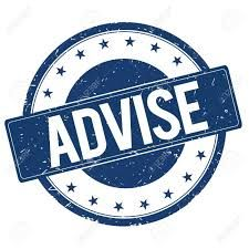 Advise, the word? – Google Search