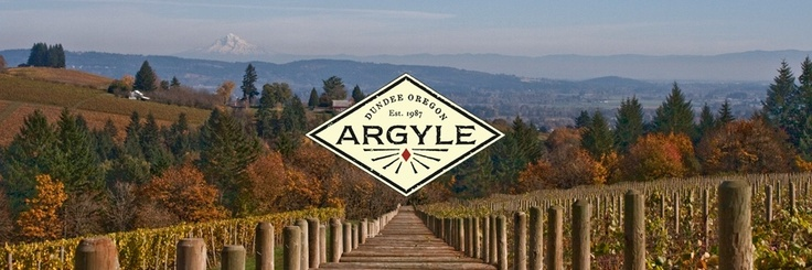 Argyle Winery, Located in Dundee, Oregon