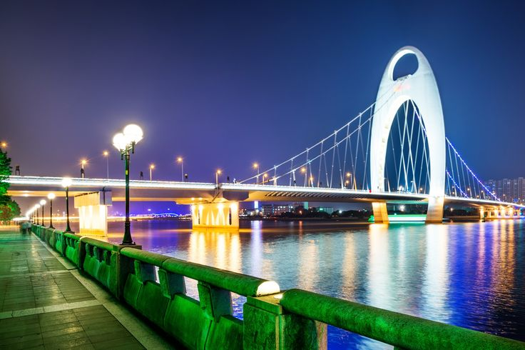 Puente en Guangzhou - China ---> www.despegar.com