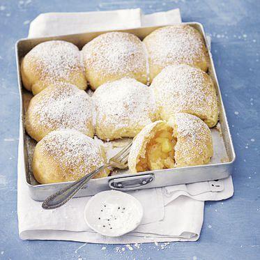 Omas Apfelbuchteln Rezept   Küchengötter