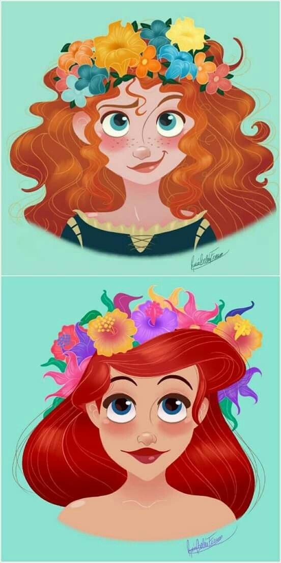 Merida & Ariel