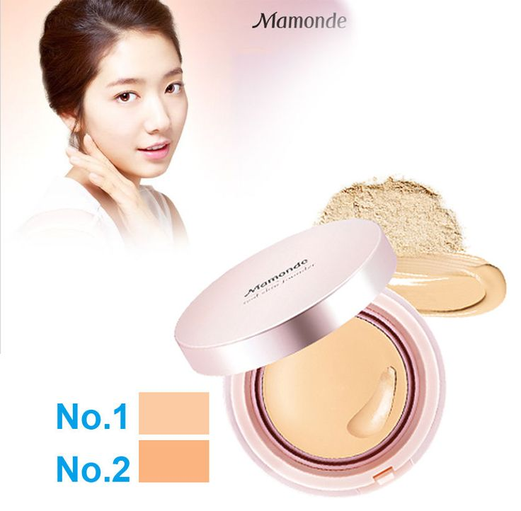 Mamonde CF model Park Shin-hye Real Skin Founder 15g / Refill 15g Korea make-up  #AMOREPACIFICMAMONDE