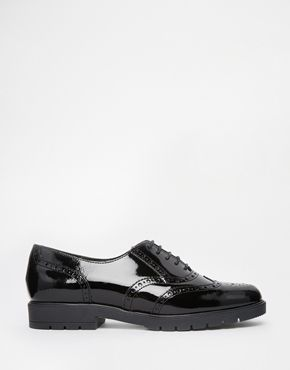 nike com it River Island Chunky Patent Brogue