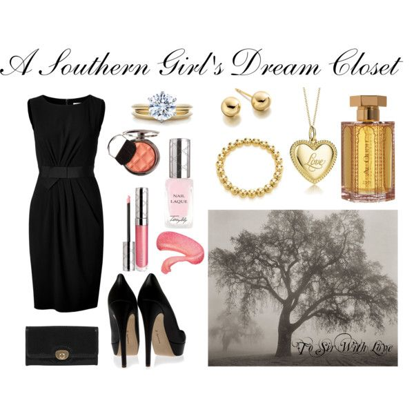 """A Southern Girl's Dream Closet: To Sir With Love"""