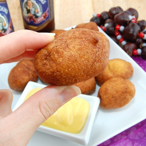 Sweet Pea's Kitchen » Mini Corn Dogs