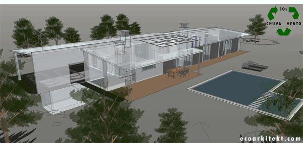 Projectos de Casas - Eco Vivenda http://www.ecoarkitekt.com/construcao-sustentavel/45-dicas-para-construir-uma-casa-mais-sustentavel/