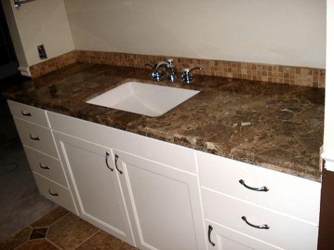 Image Of Country Bathroom Vanities Bathroom A