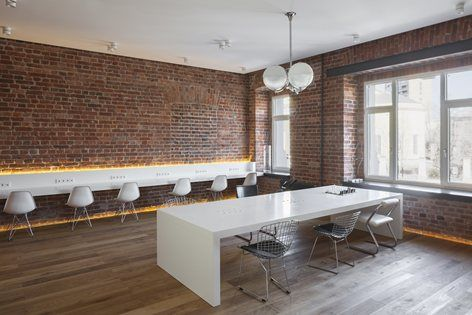 Office Loft, Moscow, 2015 - 4a Architekten