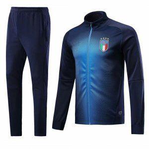 Italy 2018 Home Football Jacket Kit [L638]