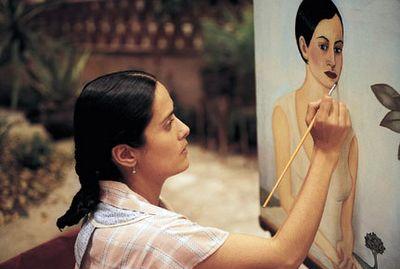 """""""Frida"""" with Salma Hayek"""