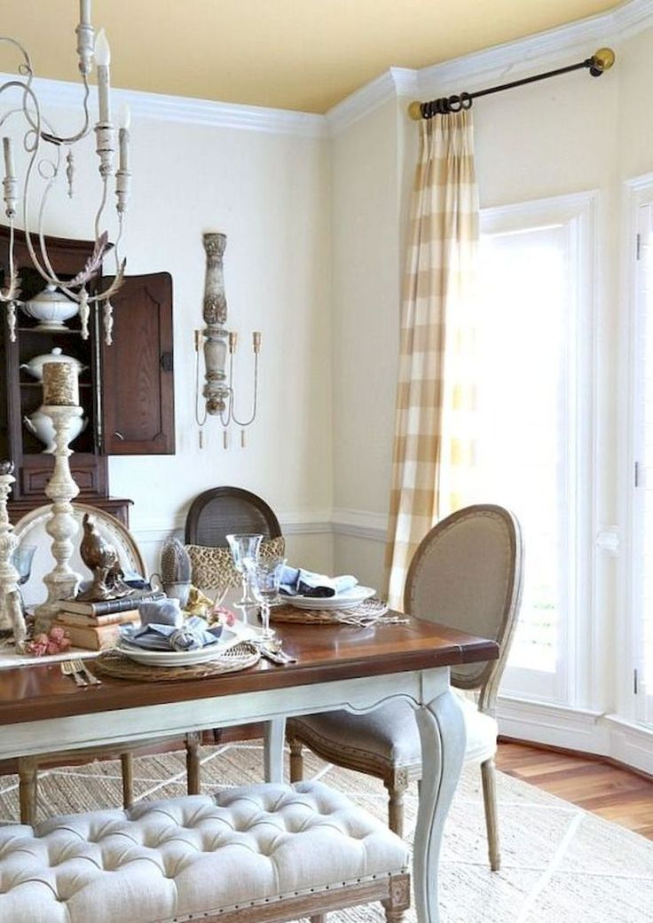 Best 25 French country dining table ideas on Pinterest