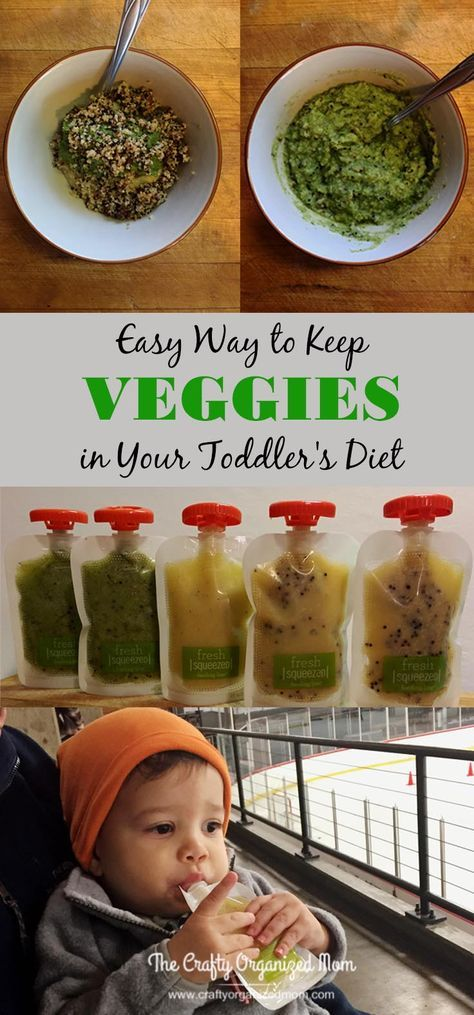 If you are struggling to keep your toddlers diet packed full of nutrition and are looking for an easy way to keep vegetables in their diet, check out this easy way to keep them coming back for veggies. Toddler | Nutrition | Vegetables | Veggies | Pouches | Feed Themselves | Healthy | Diet | Meal Ideas | Recipe |