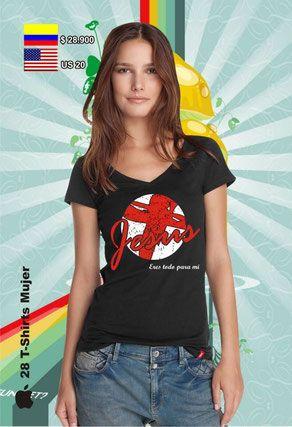 Diseños Exclusivos - Camisetas Cristianas