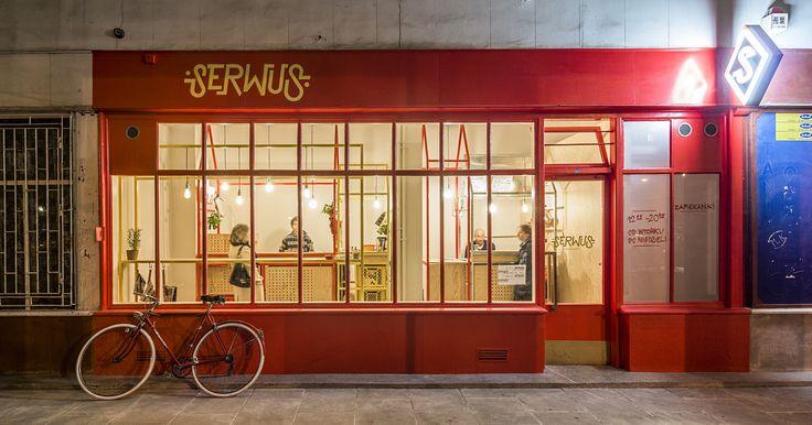 Interior design -  Serwus,© Jakub Certowicz