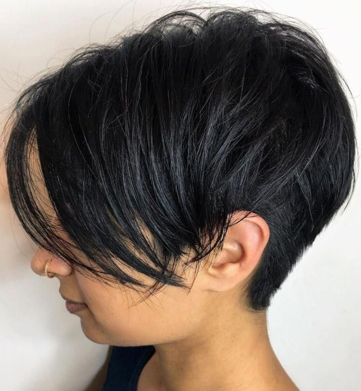 20+ Pixie cut with long bangs inspirations