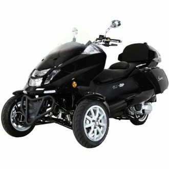 Trike Gas Motor Scooters 300cc 3 Wheels Moped  #trikescooter #trikescooters #roadrunner #300ccscooter www.scooterdepot.us #scooter #moped #motorcycle #scooterdepot #scooters #mopeds #motorcycles #scooterdepot.us #bikes #bike #gasscooter #gasmopeds #gasscooters #gasmoped #motor #motors #motorbike #motorbikes