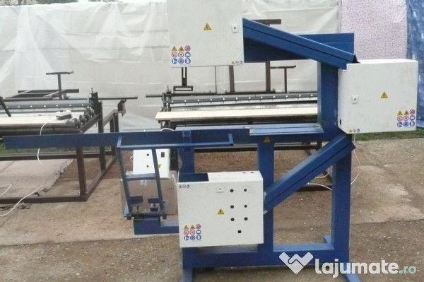 Banzic 2&3 roti pt taiere role hartie si tuburi carton, 38.000 ron - Lajumate.ro