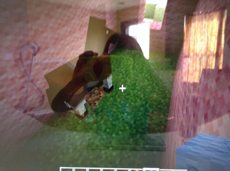 how to put horse armor on in minecraft pe