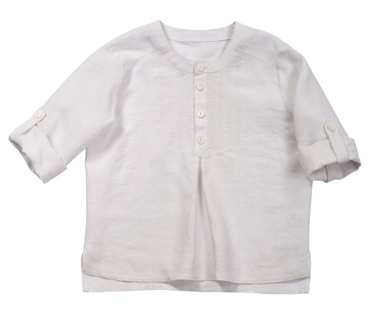 Рубашка поло для мальчика. Burda 4/2015