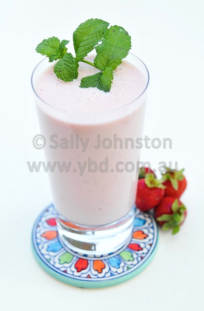 Strawberry Whip, suitable when on a fluid diet recovering from weight loss surgery.    Recipes available in Australia:  www.knifeforkandband.com.au    Rest of world:  www.bariatricnutritionessentials.com.au