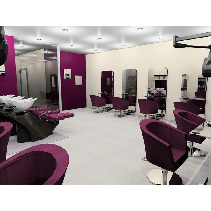 Salon Decor Modern One Day O S S Pinterest