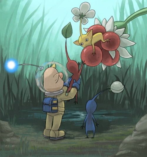 17 Best Images About Pikmin On Pinterest Legends