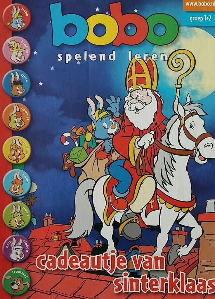 Sinterklaas 'cover'