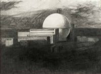 NUCLEAR POWER PLANT by Doris Rohr at Ross's Auctions
