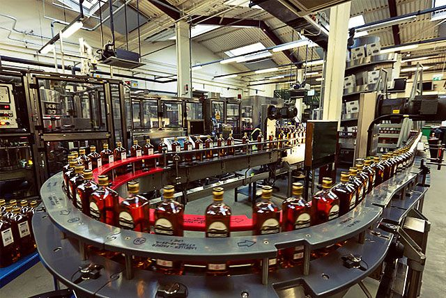Как производят ирландский виски |